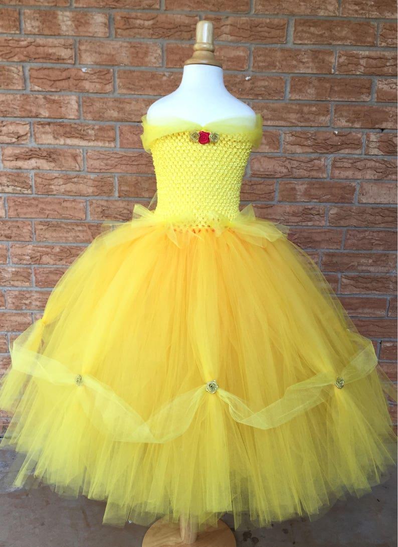 20c8f27a7c4 Princess Belle costume princess costume Beauty costume