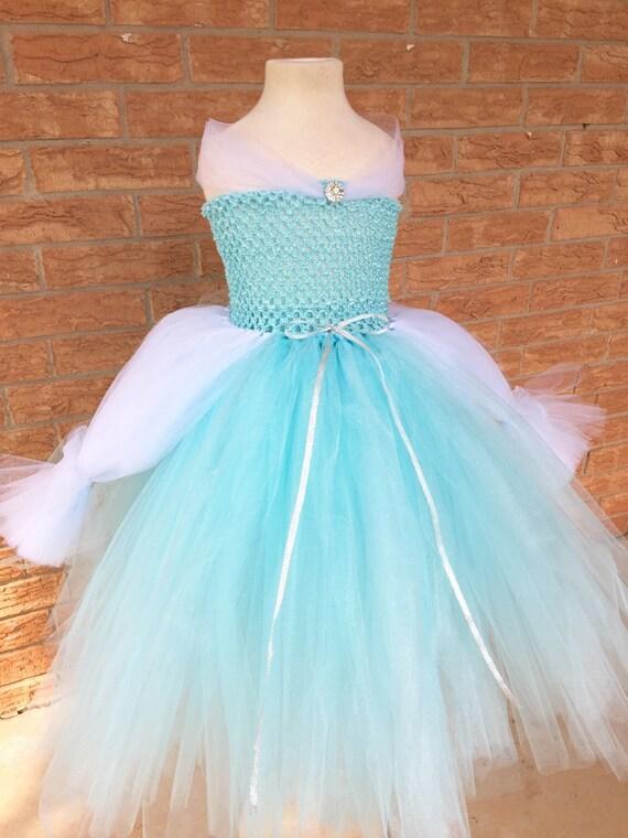 43bab07f8be Robe de princesse Cendrillon costume bleu robe de Cendrillon