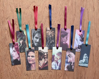 Once Upon A Time mini bookmarks - LAST CHANCE, will not be restocked!