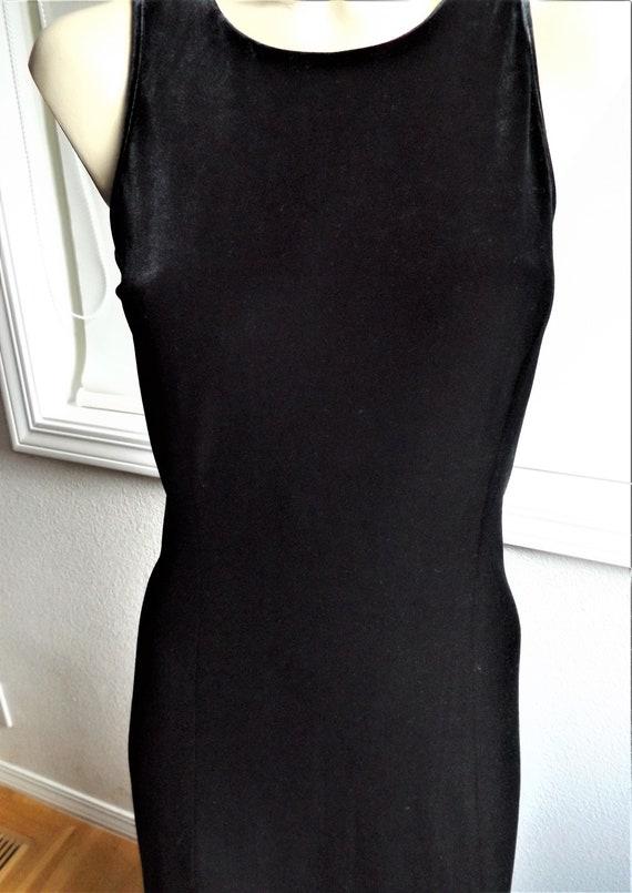 Papell Boutique Evening ~ Velvet Gown