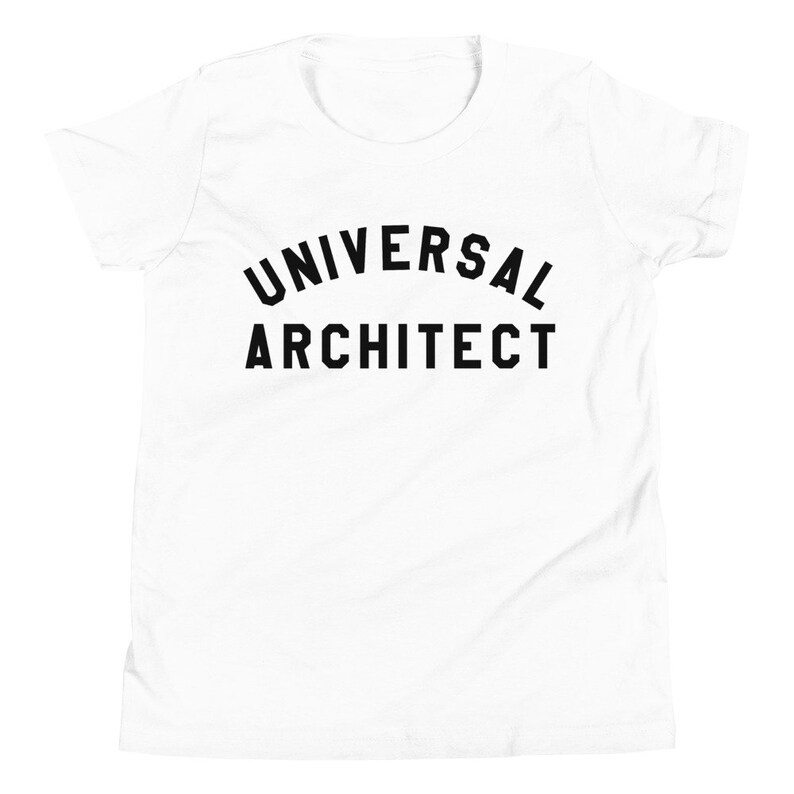 Universal Architect Youth Short Sleeve T-Shirt image 0