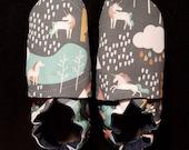 Custom classroom shoes, s...