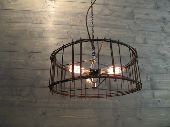 Industrial Chandelier 17