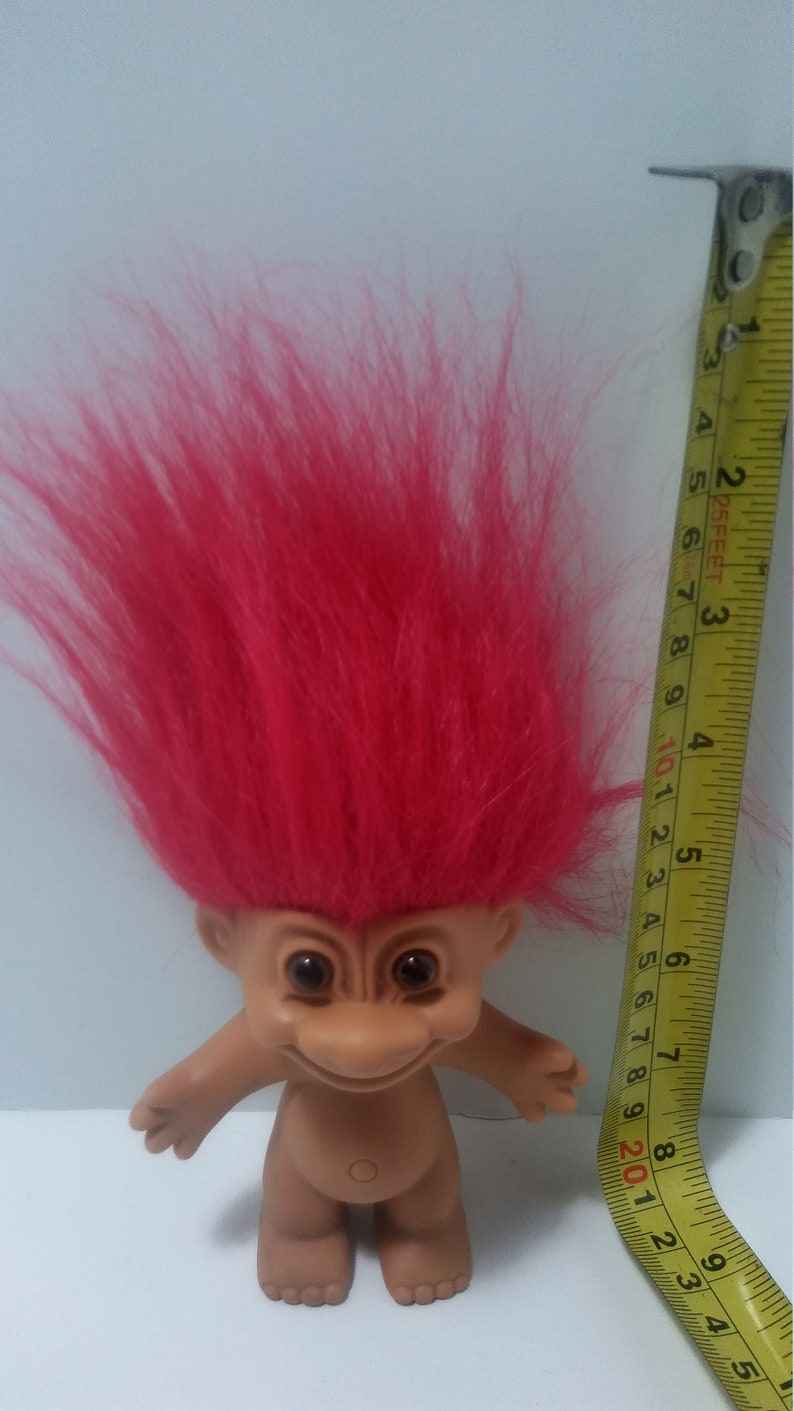 "2/"" Russ Troll  Doll NAKED BABY NEW IN PACKAGE"