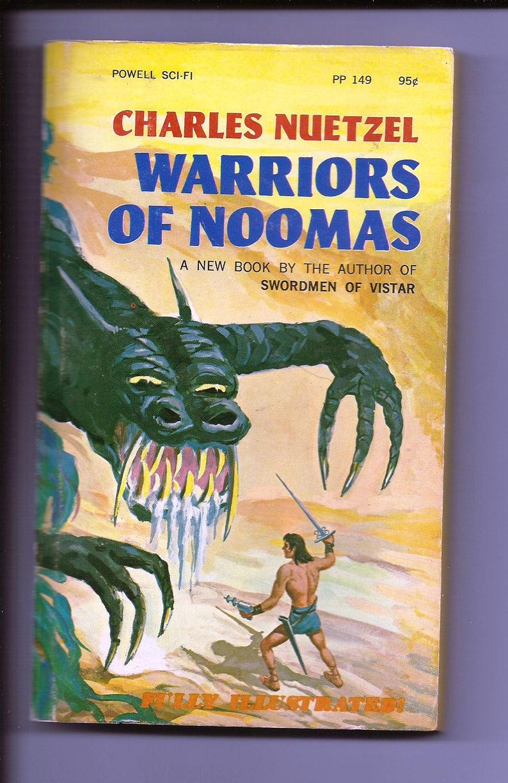 Powell Charles Nuetzel: Warriors of Noomas 1964 image 0
