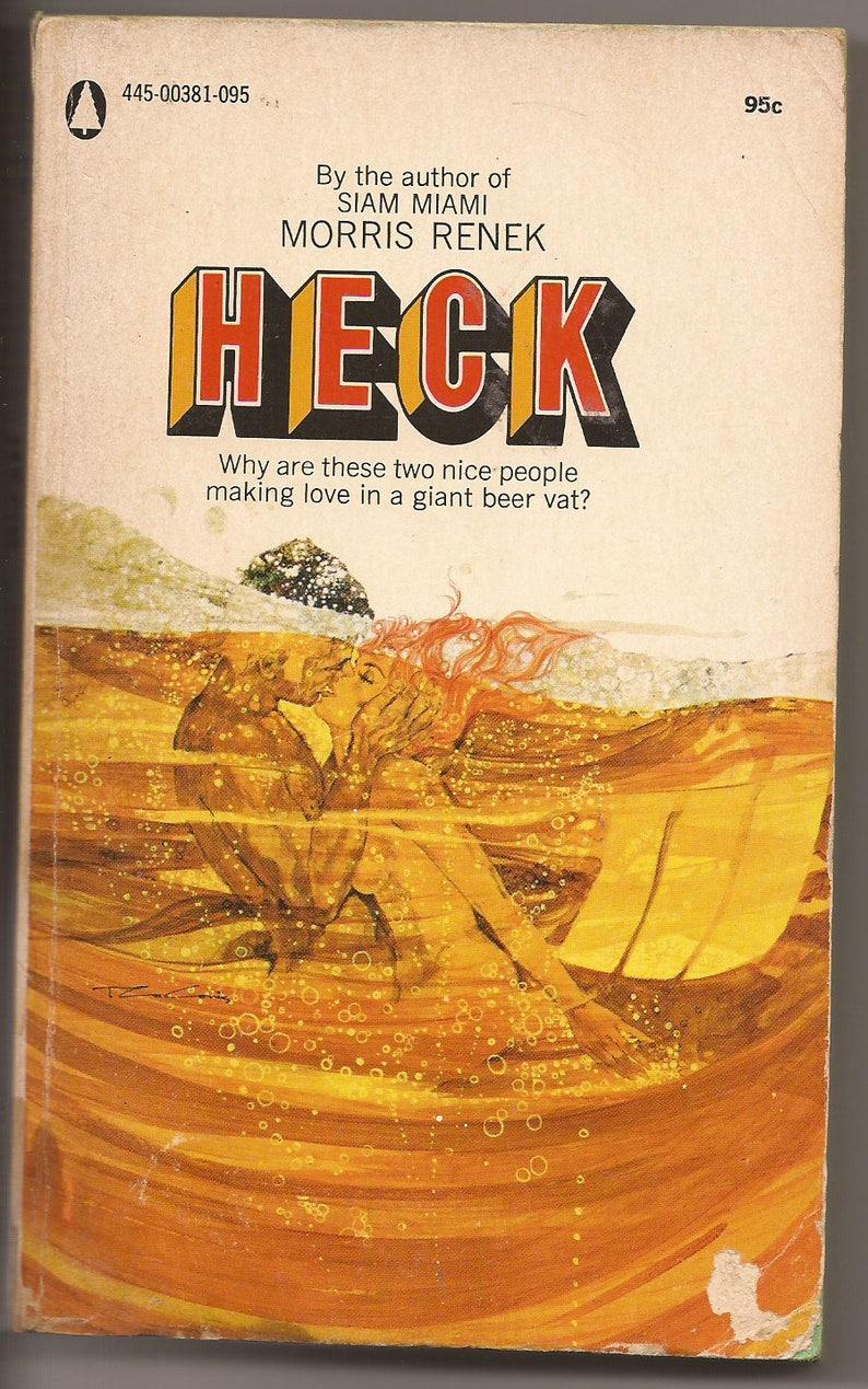 Popular Library Morris Renek: Heck 1971 image 0