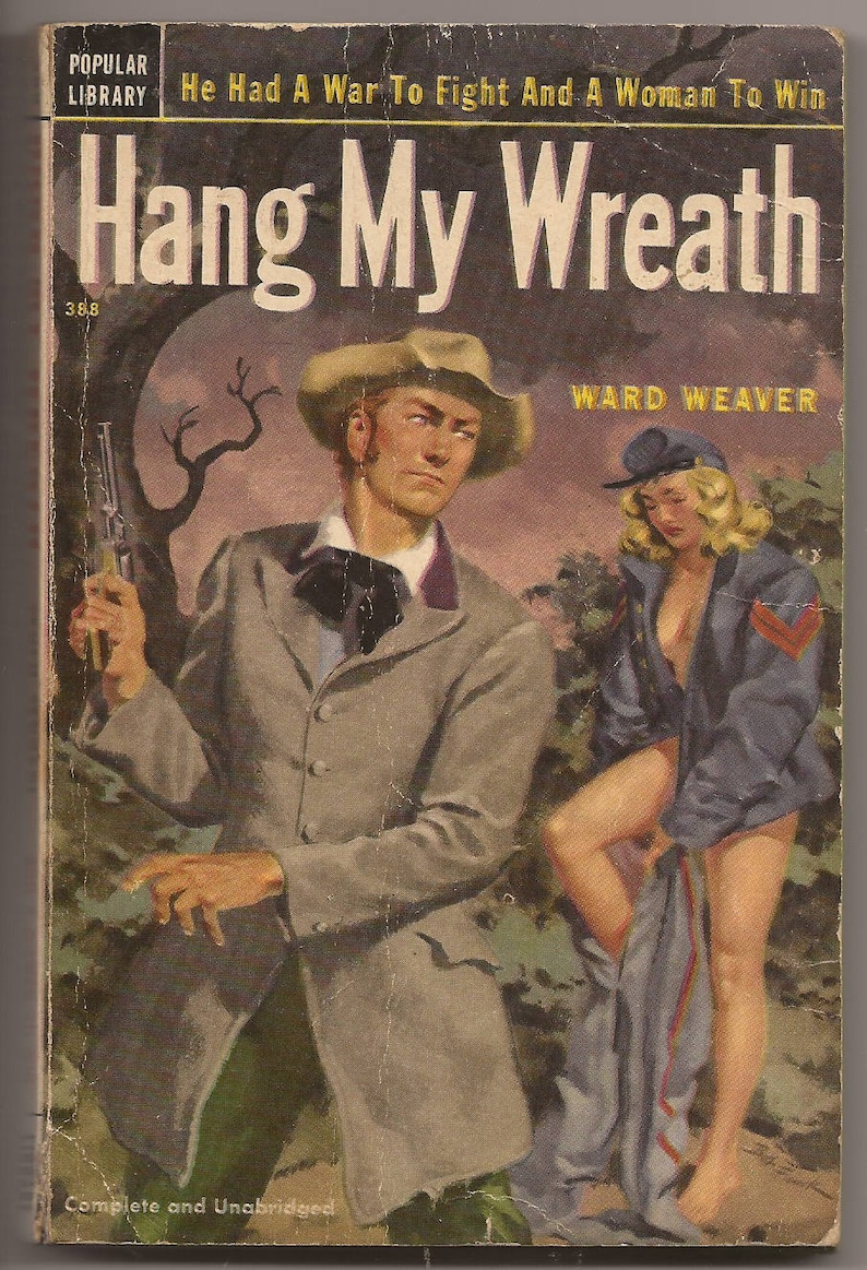 Popular Library Ward Weaver: Hang My Wreath  1951 image 0