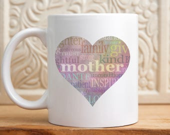 Mother's Day Sublimated Mug