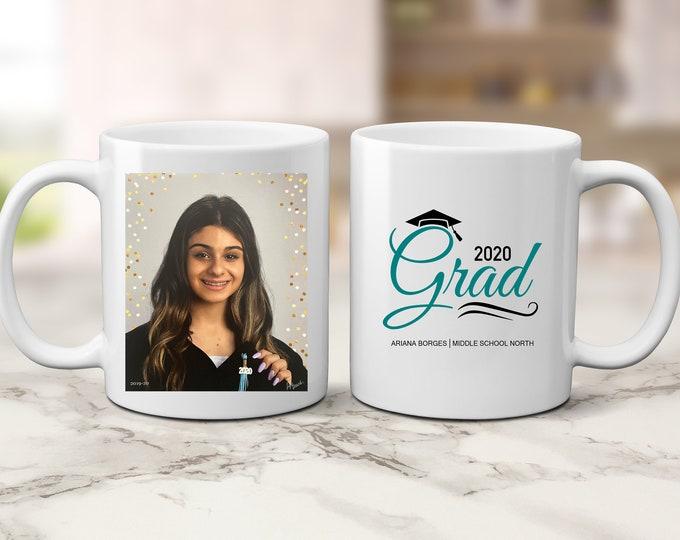 Graduation Photo Mug