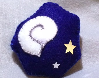 Animal Crossing inspired Mini Fossil Plush