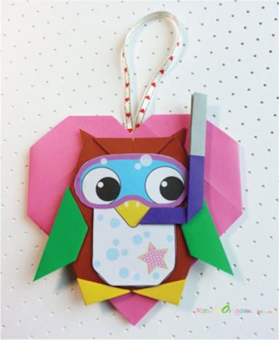 Hoot Hoot Origami Owl