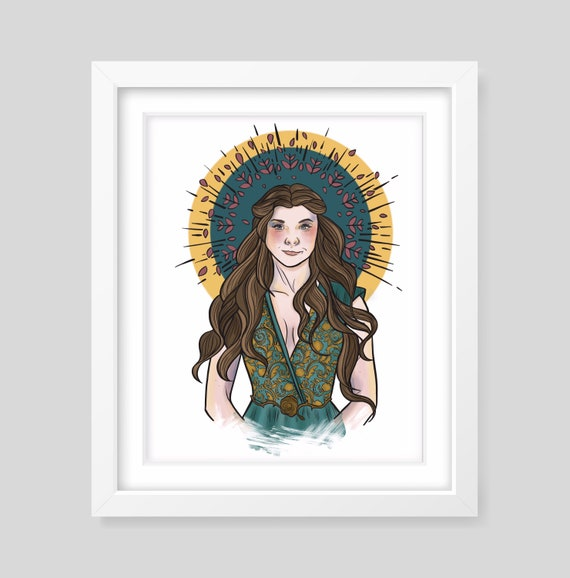Game Of Thrones Queen Margaery Tyrell Etsy