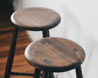Prime Three Legged Stool Etsy Gmtry Best Dining Table And Chair Ideas Images Gmtryco