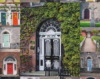 Ireland Door Photo, Doors, Ireland Picture, Fine Art, Colored Doors, Ireland Photography, Architecture Picture, Doorway, Irish, Door Art