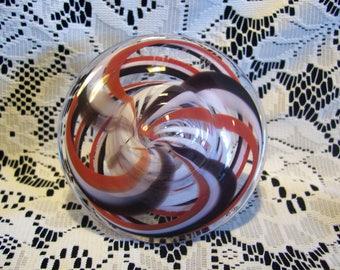 Art Glass Wine Bottle Stopper