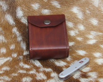 f1b64a5f0df Small Leather Belt Pouch