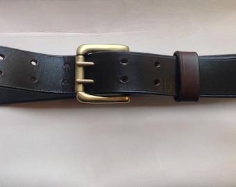 Bushcraft belt