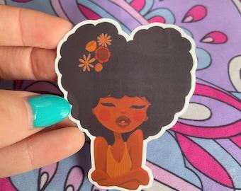 Summer Love Vinyl Die-cut Sticker
