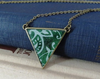 Pattern Necklaces