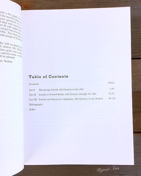 Decorative Alphabets And Initials Edited By Alexander Nesbitt 1959