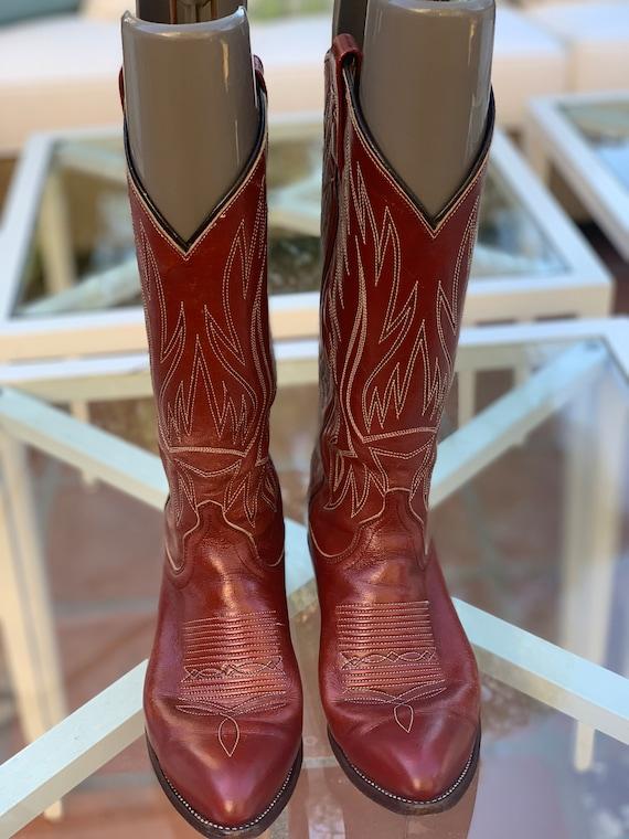 Selene Cowboy Boot by Ralph Lauren 39