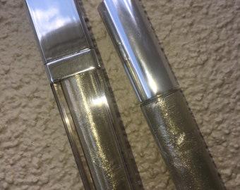 Platinum Glitter Lip Gloss + FREE SHIPPING + VEGAN