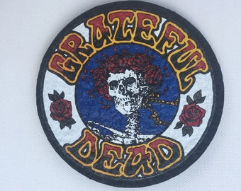 Grateful Dead Dab Mats - Bertha Coasters