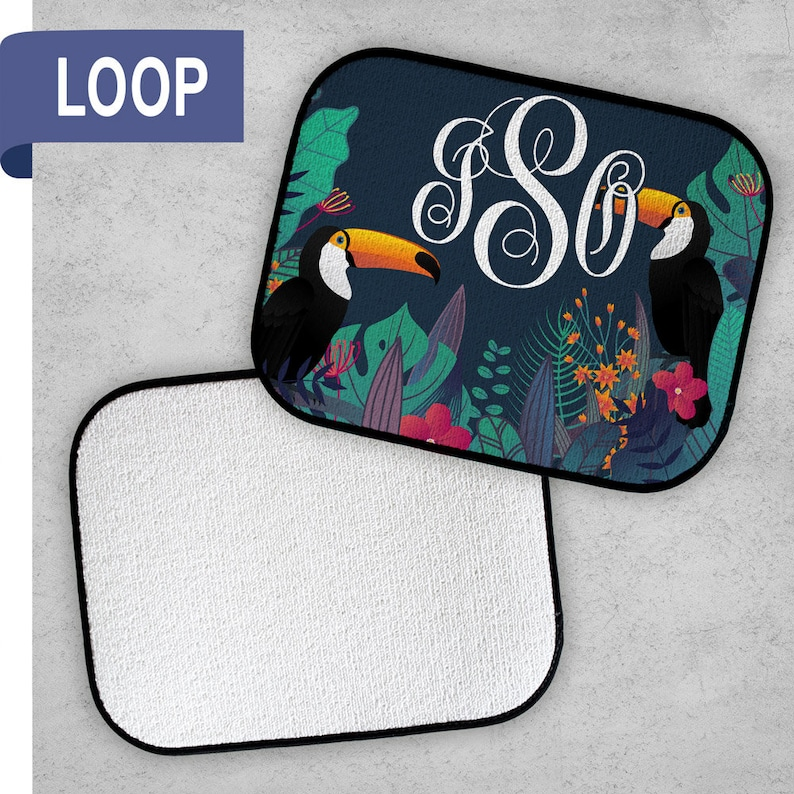 image regarding Printable Floor Mats known as Customized Car or truck Mat - 20oz. Loop Rear Car or truck Surface Mat