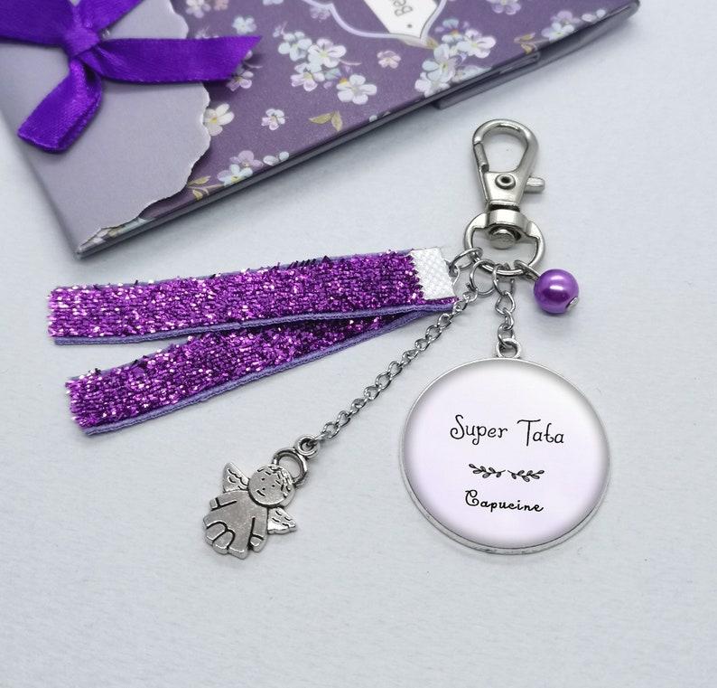nanny Key door cabochon godmother I love you godmother tata personalized gift gift godmother
