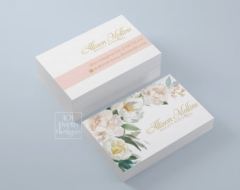 lace business card design laced business card template etsy