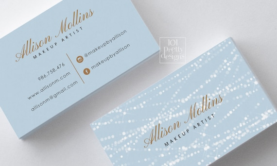 image relating to Printable Business Card Paper named Blue place of work card style printable workplace card dazzling