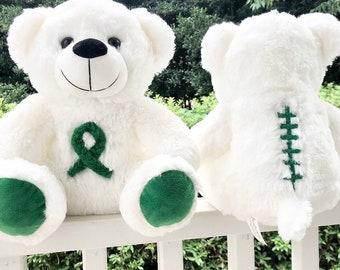 Spinal Fusion Scoliosis Awareness Higgy Bear; Scoliosis Surgery; Spinal Fusion; Scoliosis Awareness; Bent Not Broken; Scoliosis Gift