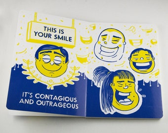 This Is You, A Little Book About Something Big - Childrens Book