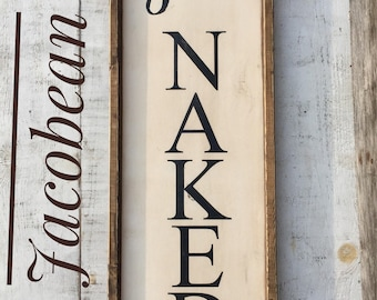 Get Naked/ bathroom sign/bathroom decor/ wood sign/ signs/country decor/ home decor/ farmhouse style/gifts/ rustic farmhouse/ farmhouse sign
