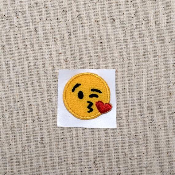 smiley kuss