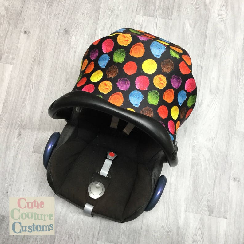 Car Seat Hood / Maxi Cosi Carseat Cover