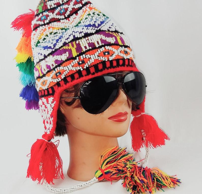 Beanie Hat deluxe warrior chullo