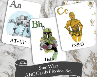 Star wars ABCs, Physical Set, Star Wars Baby