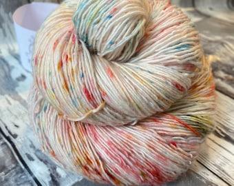 Hardcore Illusionist - 4sing - UK Hand Dyed Yarn