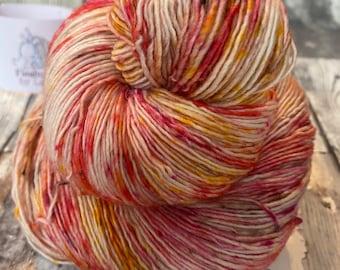 Bon Voyage - 4sing - UK Hand Dyed Yarn