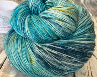Trick of the Light - 425 - UK Hand Dyed Yarn