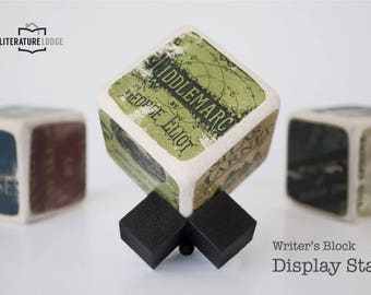 Writer's Block Display Stand