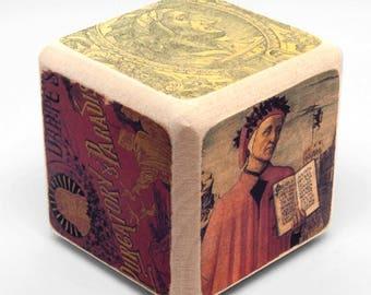 Writer's Block: Dante Alighieri (The Divine Comedy)