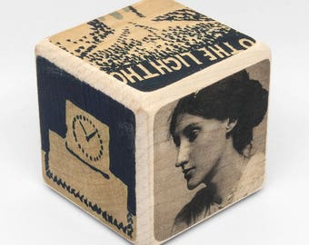 Writer's Block: Virginia Woolf