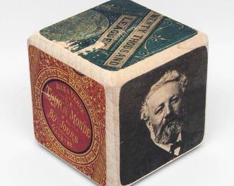 Writer's Block: Jules Verne