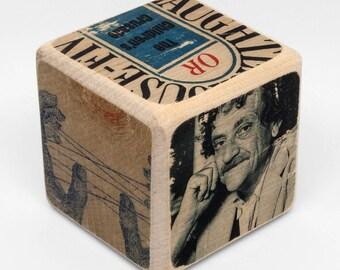 Writer's Block: Kurt Vonnegut