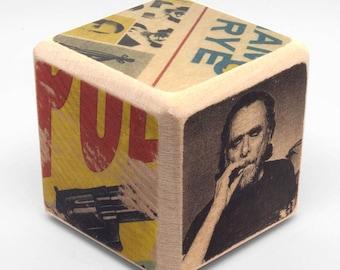 Writer's Block: Charles Bukowski
