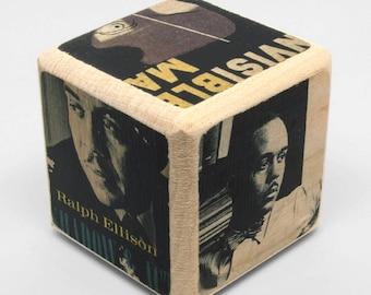 Writer's Block: Ralph Ellison