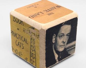 Writer's Block: T.S. Eliot