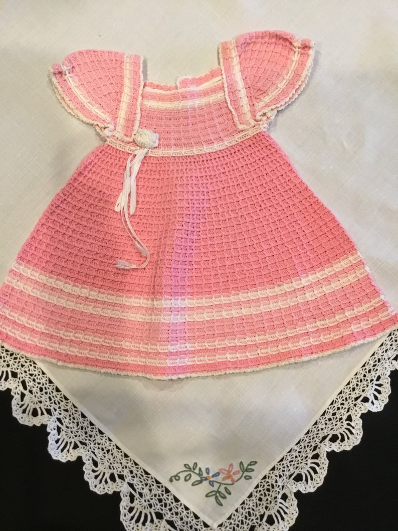 Crochet Baby Dresses Patterns Free - raveitsafe